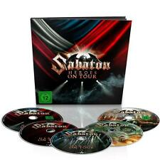 Sabaton - Heroes On Tour Ltd. Earbook 2BluRay +2DVD +CD NEU/OVP