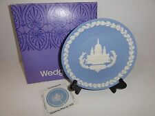 Wedgwood Jasperware Xmas Collection 1972 St. Paul's Cathedral (1969-74 series)