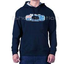 Oakley Brisbane Hoodie Navy Blu Size M Mens Australia Flag Fleece Jumper Sweater