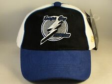 Toddler Size NHL Tampa Bay Lightning Reebok Adjustable Strap Hat Cap