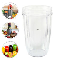 Magic Juicer Cup Mug Clear Replacement For NutriBullet Nutri Bullet 24OZ US