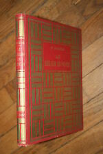 LE GRILLON DU FOYER par CHARLES DICKENS ILLUSTRATIONS A.PECOUD éd.DELAGRAVE 1937