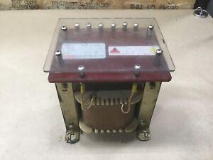INCHI 480v Pri 200V Sec Transformer 1000 VA 1000VA #11D21PR5