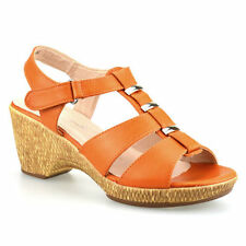 Wedge Sandals Wide (E) Court Heels for Women