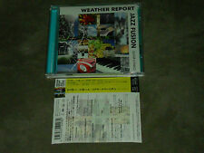 Weather Report Jazz Fusion Japan CD