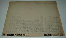 Ersatzteilkatalog auf Microfich VW Polo II Typ 86C ab Baujahr 1981 Stand 03/1990