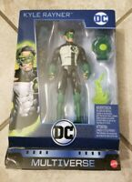 GREEN LANTERN KYLE RAYNER DC Multiverse Lobo Collect & Connect  *Damaged Box*