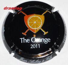Capsule de Champagne:Extra !!! AUBRY Jean , n°7 , The Orange 2011
