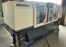 DEMAG PLASTIC INJECTION MOULDING MACHINE, 25ton NC4 COMPACT 25-120