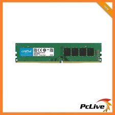 Crucial 8GB DDR4 2400 Mhz Memory High Performance RAM for Desktop 1.2v PC4 19200