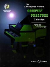 Christopher Norton - The Country Preludes Collection Book & CD *NEW* Piano