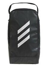 Adidas pucoating Zapatos Bolsos Negro Azul Bolsa De Deporte Entrenamiento Casual sacos DU9674