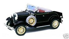 1/18 Motor City Classics 1931 Ford Model A Roadster in Black