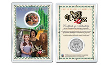 WIZARD OF OZ - Witch OFFICIAL JFK Half Dollar U.S. Coin in PREMIUM HOLDER