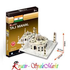 Taj Mahal Puzzle CubicFun S3009h 32 Pieces