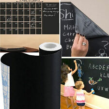 BLACKBOARD HOME & OFFICE STICKERS FOR KIDS AND ADULTS REMOVABLE WALL STICKER