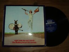 THE ROLLING STONES / GET YER YA-YA'S OUT (in concert) (1970) LP original spain !