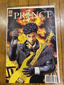 Prince Alter Ego #1  Newsstand Edition 1st Printing Vf/nm