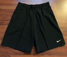 NEW Nike Flex Woven Training Short Pockets Black AQ3495-010 Men's Large L