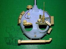 MiniArm 1:35 T-64A Turret m1972 & Gun Barrel for Skif Kit B35018*