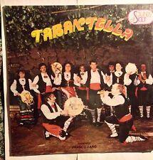 TARANTELLA - Sounds Of Sicily - Vinile Lp - 1981 Ita - ISOLA