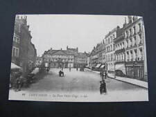 Saint Omer La Place Victor Hugo France French Postcard