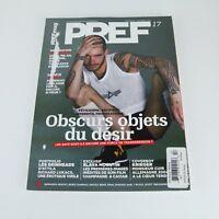 Pref Magazine French Language 17 Gay Interest Men Slava Mogutin Richard Lukacs