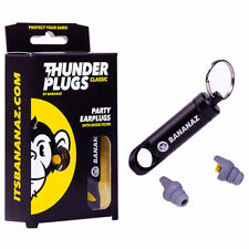 Bananaz Tp-Classic Thunderplugs Hearing Protection Ear Plugs