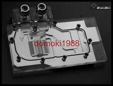 Bykski nVDIA GIGABYTE GTX980 GV-N980 Water cooling VGA Block full-Cover cooper