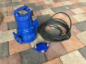 KSB Ama Porter 502 ND-1 Pumpe Schmutzwasserpumpe, Tauchmotorpumpe