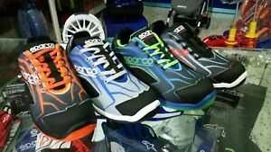 Safety Shoes Work Sparco Touring Low S1 Mechanic Shoes Mechanical