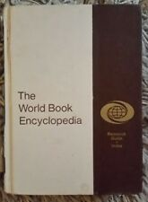 Vintage 1973  World Book Encyclopedia ~ Volume 22 ~ Research Guide & Index