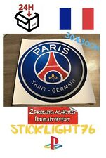 stickers  psg paris saint germain 30x30cm moto voiture autocollant planche