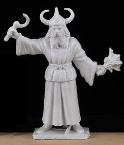 Starlux Gaul - Druid - 60mm unpainted soldier - A TOY SOLDIER COMPANY EXCLUSIVE!