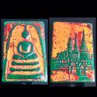 Phra Somdej Jade Old Rare LP Toh Wat Rakang Thai Amulet Beautiful Bring luck #10