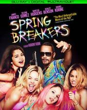 SPRING BREAKERS NEW BLU-RAY