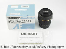 Tamron A18S 18-250mm f/3.5-6.3 LD Aspherical IF Macro Sony A Mount