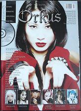 ORKUS 02-2007  69 Eyes, D'espairsRay, Ville Valo, Skinny Puppy, Dope Stars, Faun