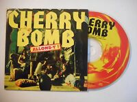 CHERRY BOMB : ALLONS Y ! ♦ CD SINGLE PORT GRATUIT ♦