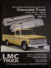 1960 - 1966 Chevrolet Truck Parts Accessories LMC Catalog 2004 Fall (ZZ)
