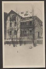 Österreich Niederöstreich Salzerbad bei Hainfeld ... Holländerhaus  Fotokarte