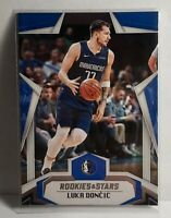 2019-2020 Panini NBA Chronicles Rookies and Stars - #674 Luka Doncic - Base Card