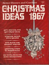 Better Homes And Gardens Christmas Idea 1967 Five Plans For Partys 072617nonDBE2