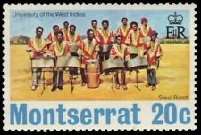 MONTSERRAT 302 - University of the West Indies 'Steel Band' (pb25022)