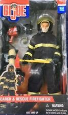 Collectible G.I. JOE Search & Rescue Firefighter Action Figure
