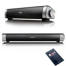 [ROYCHE] MUSES MIDAS-2.0Ch Hi-Fi Multi Sound Bar USB Speaker  computer speakers