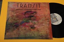 MARCELLO NOIA TRIO LP TRANSIT ITALY JAZZ 1°ST ORIG  NM ! UNPLAYED