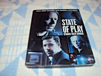State of Play - Stand der Dinge - Steelbook [Blu-ray] Russell Crowe