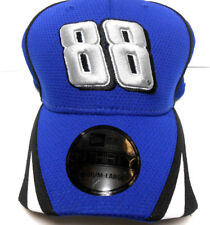NEW ERA 39Thirty Dale Earnhardt Jr. Stretch Fit Hat Cap Blue Nascar Medium Large