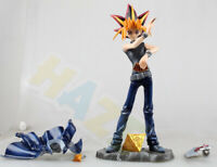 Anime Yu-Gi-Oh! Yugi Muto PVC Figure Model 20CM New